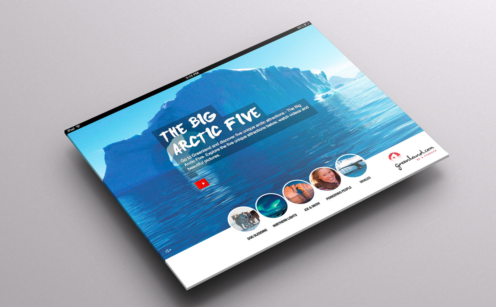 Big Arctic Five